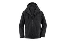 Vaude Men's Rincon 3in1 Jacket black
